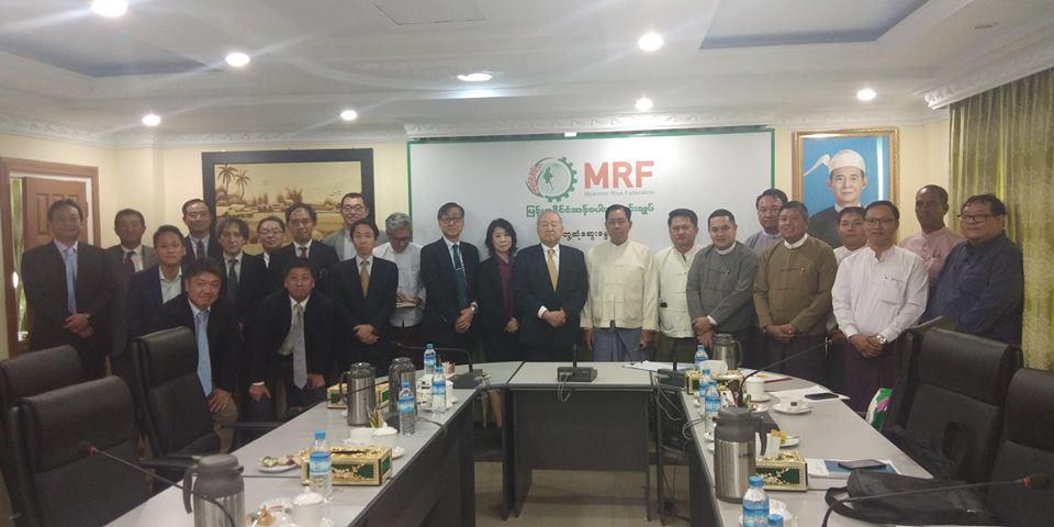 ဂျပန်-မြန်မာ လယ်ယာကဏ္ဍများ ဖွံ့ဖြိုး တိုးတက်ရေး ပူးပေါင်းဆောင်ရွက်မည်