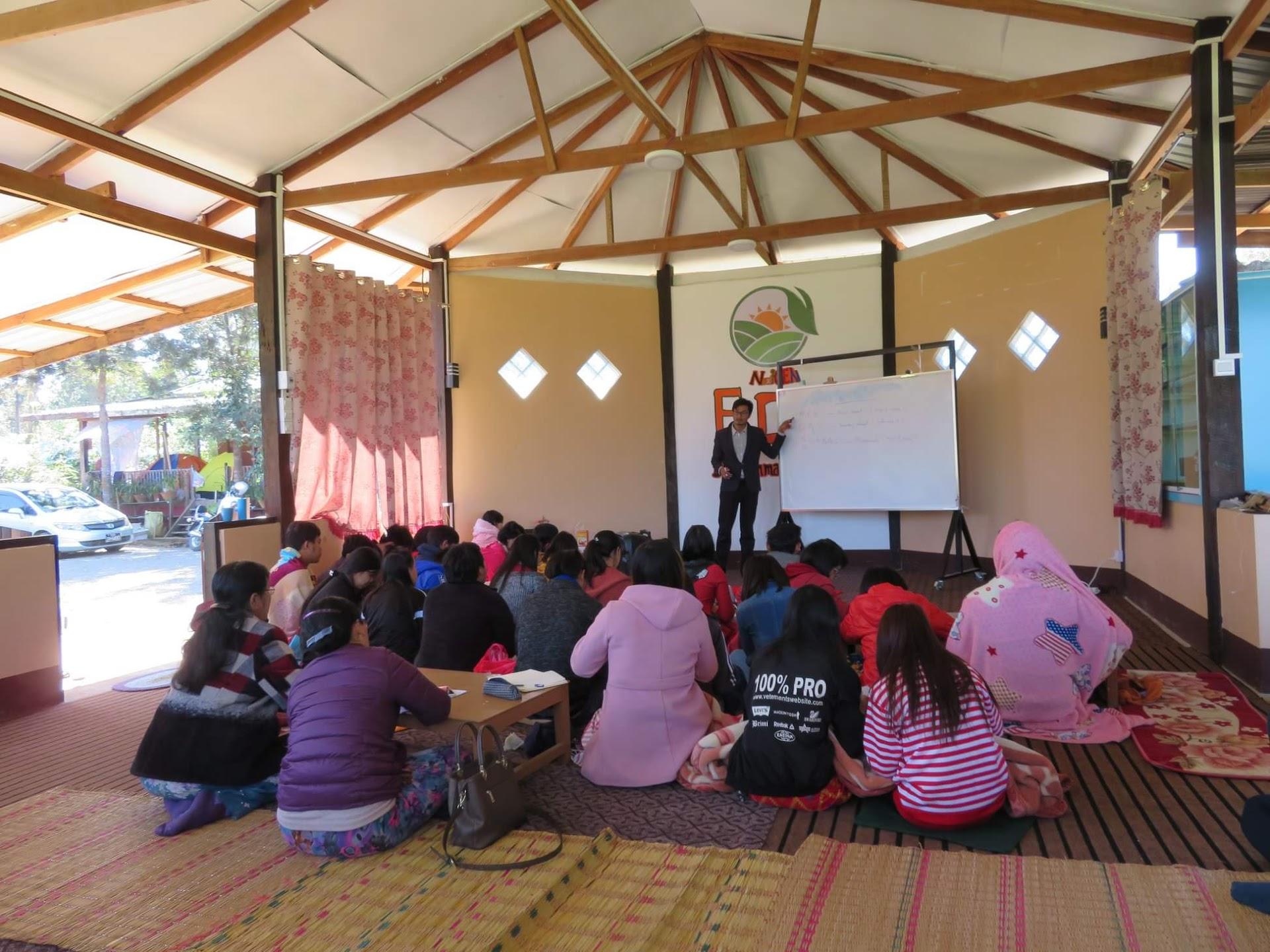 """""""အော်ဂဲနစ်စိုက်ပျိုးရေးကိုစိတ်ပါဝင်စားသော တောင်သူများ နှင့်လူငယ်များအတွက် အထူးသတင်းကောင်း"""""""