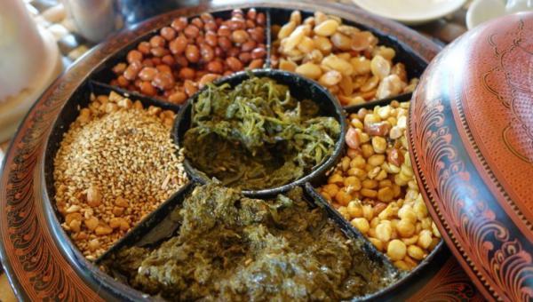 လက်ဖက်အရွက်စိမ်းမှသည် လက်ဖက်သုပ်ဆီသို့