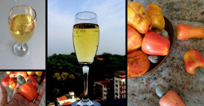 သီဟိုလ်သီး ဝိုင် ဘယ်လိုလုပ်ကြမလဲ - (How to Make Cashew Wine)