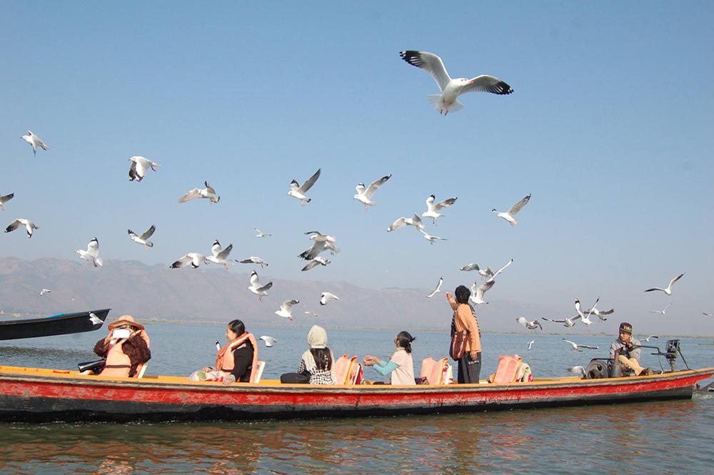 ငါးခုမြောက် ရမ်ဆာထိန်းသိမ်းရေးနယ်မြေအဖြစ် အင်းလေးကန် သတ်မှတ်ခြင်းခံရ
