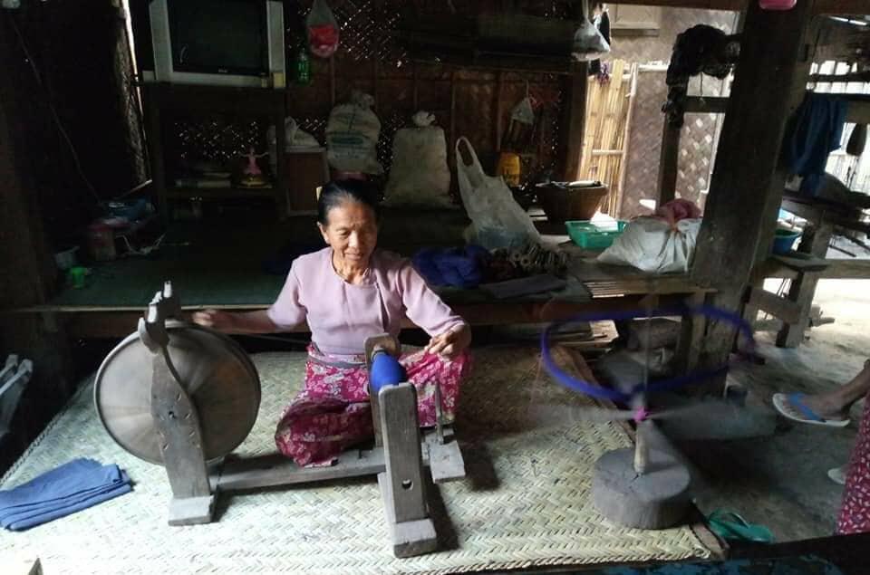 မြန်မာ့ပိုးထည်နှင့် Organic ချည်ထည် ထုတ်လုပ်မှုတွင် ယူကေအစိုးရမှ ရင်းနှီးမြှုပ်နှံ