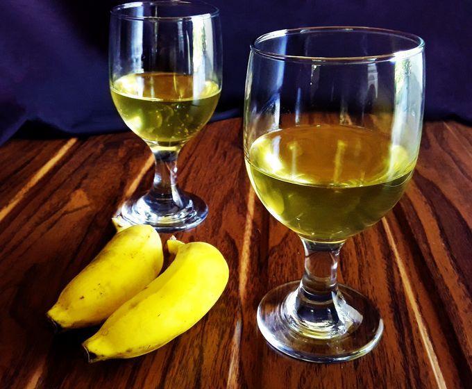 ငှက်ပျောသီးဘီယာပြုလုပ်ခြင်း