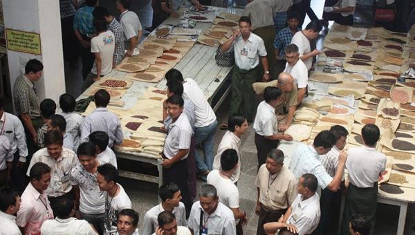 အိန္ဒိယက ပဲစင်းငုံနှင့် မတ်ပဲတင်ပို့မှု ကန့်သတ်လိုက်၍ ဈေးထိုးကျ