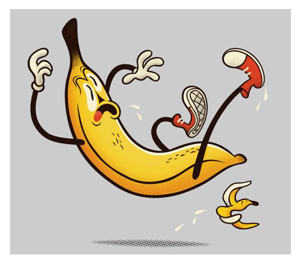 ငှက်ပျောခွံကို စည်းကမ်းမဲ့စွာ လွှင့်မပစ်ပါနှင့်