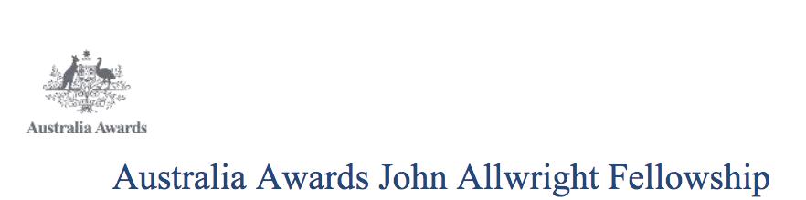 John Allwright Fellowship